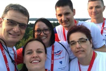 Celkem čtyři medaile přivezli čeští ploutvoví plavci z univerziády v Bělehradu