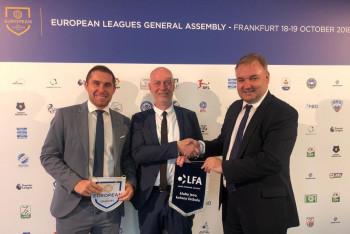 Velký krok pro český ligový fotbal