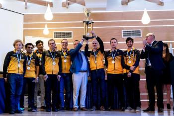 Stříbro  na Evropském klubovém poháru patří  šachistům Nového Boru
